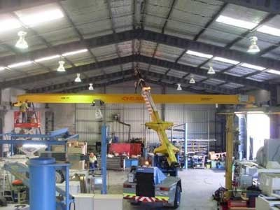 Park Engineering is benefitting from the safety and efficiency of a brand new Konecranes CXT crane