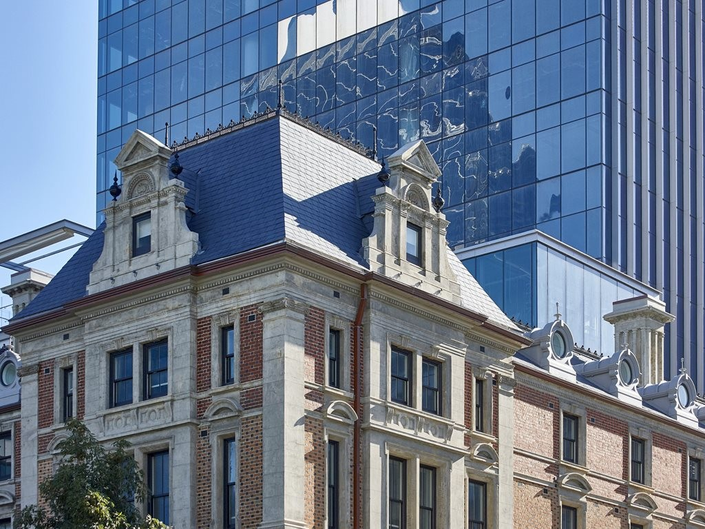 FJM Property's restoration of the State Buildings in Perth has won the RLB WA Development of the Year award. Image: State Heritage Office WA