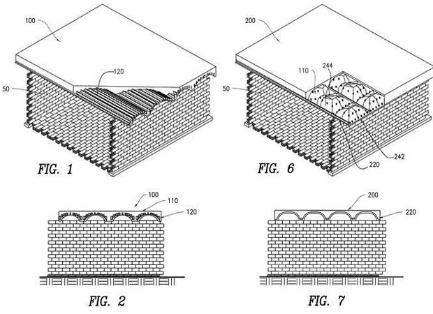 Composite concrete roof breaks new ground in remote ...