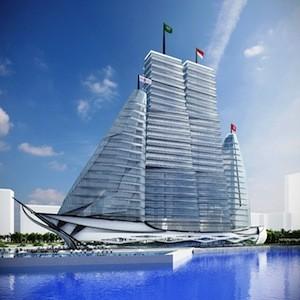 Ship Shaped Hospital Planned For Tunisia Economic City