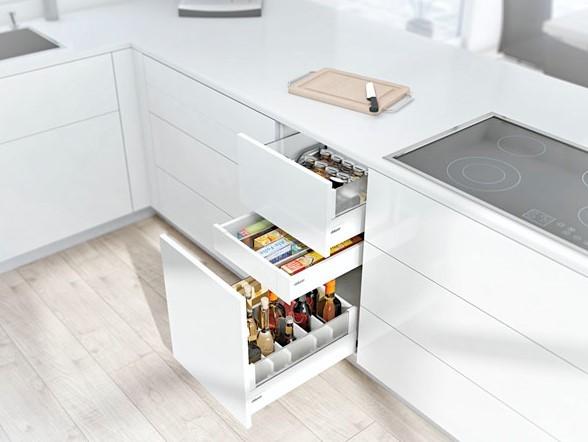 Blum S Tandembox Performance Optimised Architecture Design