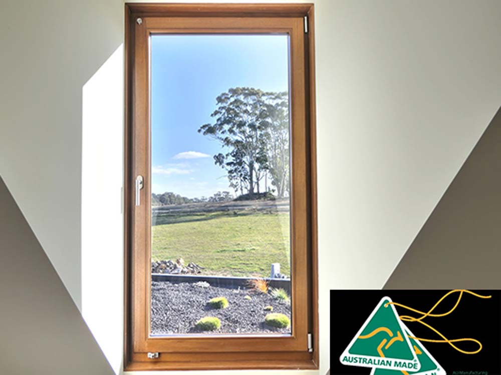 Paarhammer's Australian made window