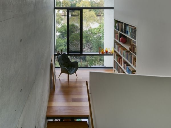riverbank house wilson architects
