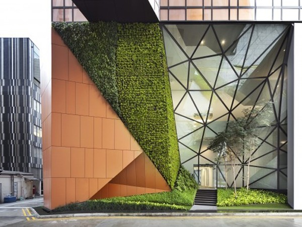Winners of the 2014 archdaily building of the year awards for Office design archdaily