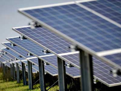 The solar farm will power up to 22,000 homes