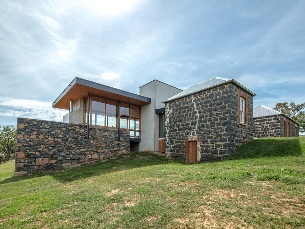 Restoring An Old Bluestone House On The Yass River