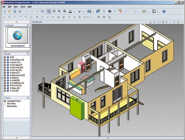 Autodesk Set To Release All In One Architecture Design