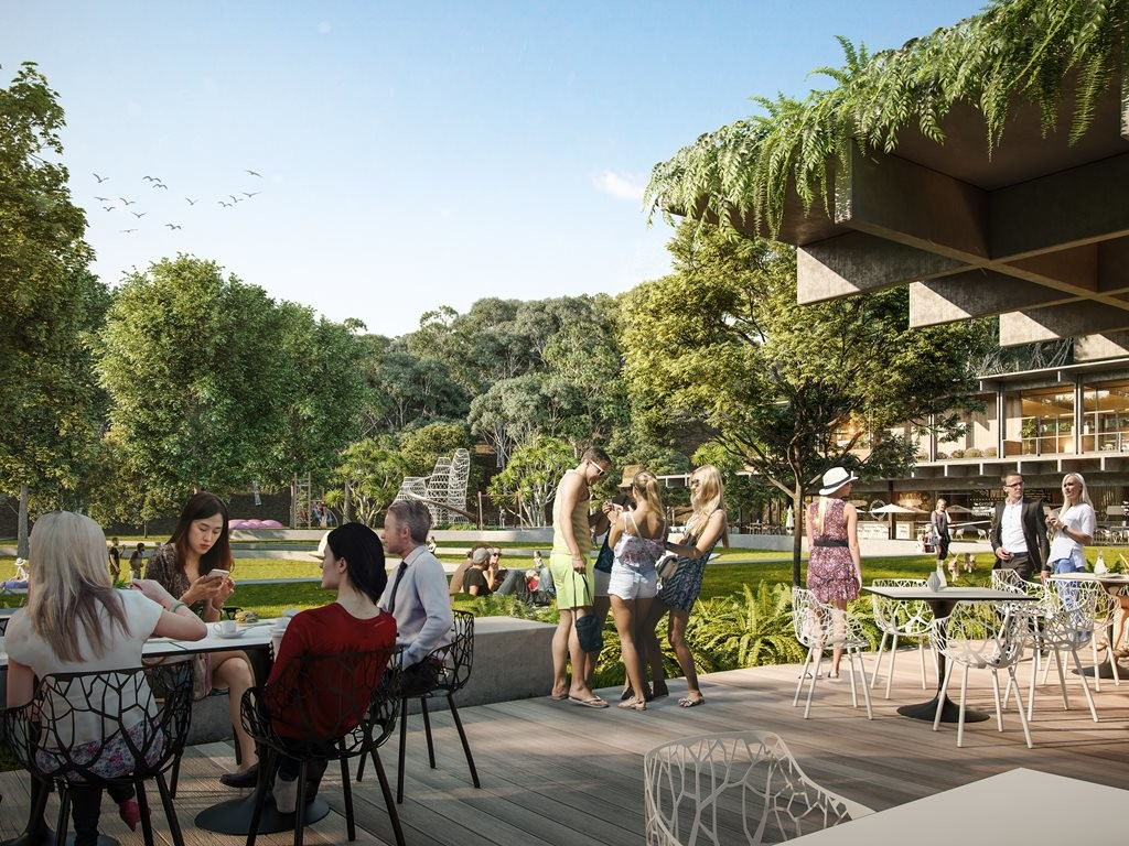 Developer Sekisui House has commissioned Hassell Studio to undertake the masterplanning of the proposed Yaroomba Beach site on the Sunshine Coast in Queensland. Image: Supplied