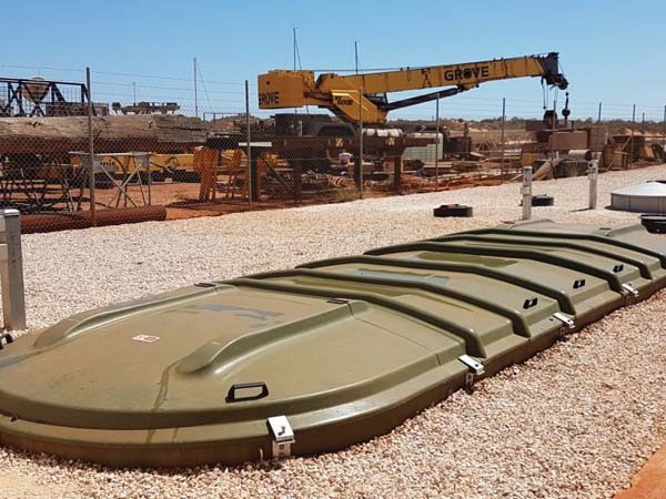 BioDisc system installed in Broome
