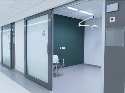 Automated Doors For Healthcare Facilities Architecture