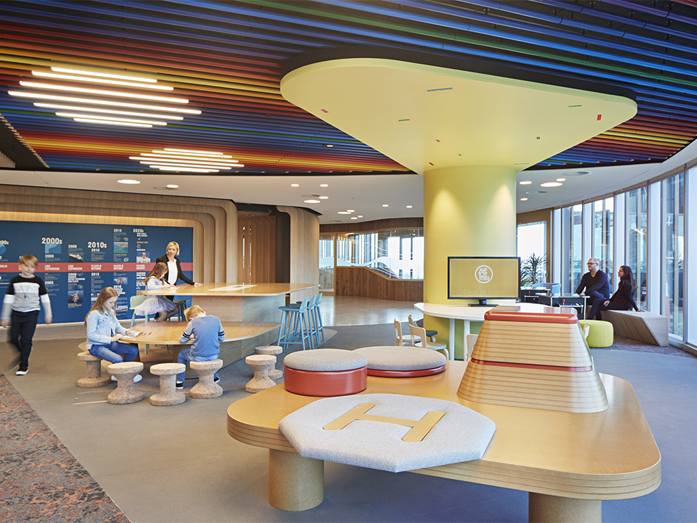 Cox Architecture S Perth Campus For Woodside Is Smart And