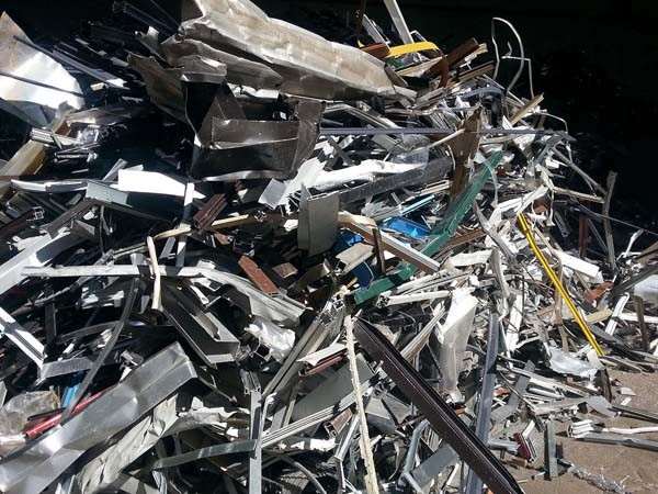 Aluminium can be recycled indefinitely without loss of quality