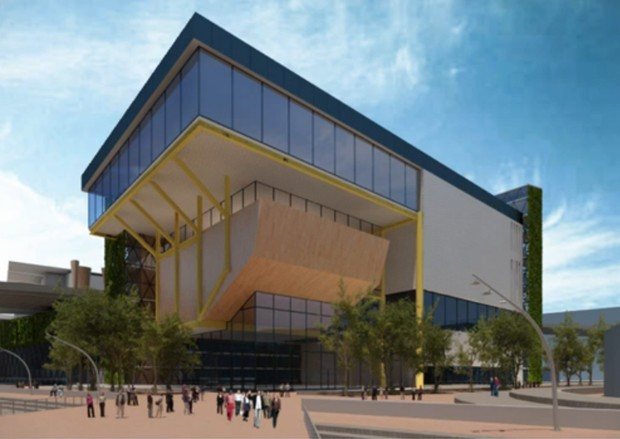 Teams compete to design new sydney convention exhibition for Bim academy