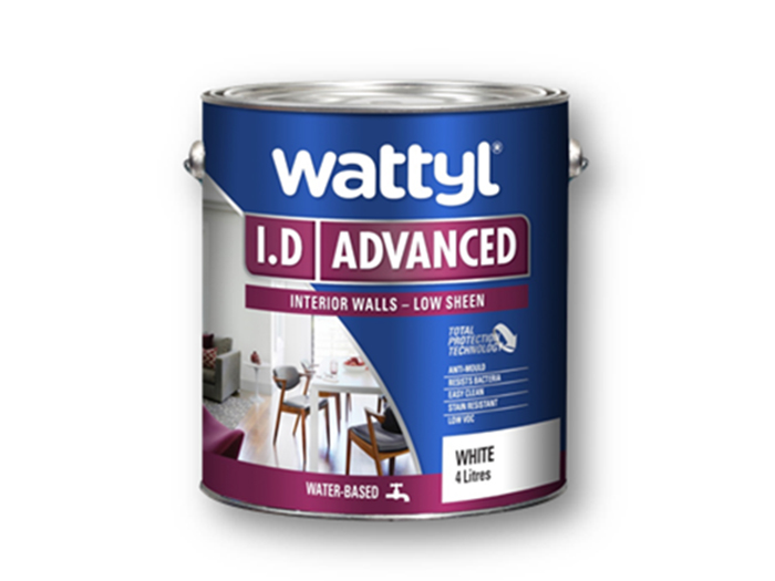 Wattyl ID high performance durable paint