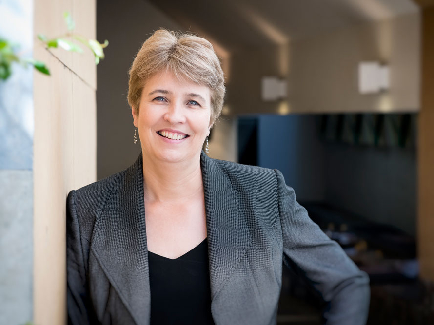 Global engineering and infrastructure advisory Aurecon has appointed a new leader, structural engineer and design scholar Evelyn Storey. Image: Supplied
