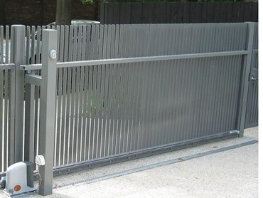 Downee Automatic Sliding Residential Gate Architecture