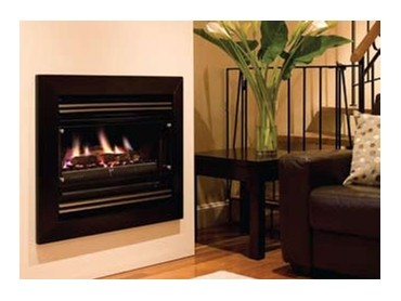 Real Flame Gas Fireplaces - Pyrotech Deluxe