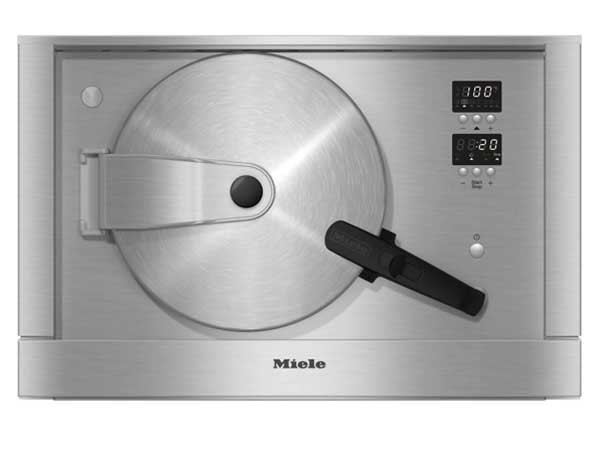 Miele DGD 4635 stainless steel pressure steam oven