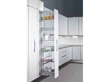 Hettich S Pull Out Pantry Systems For Superior Kitchen Storage Architecture Design