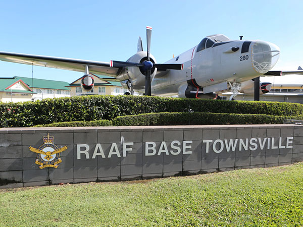 Lendlease to deliver Townsville RAAF base / Image: Department of Defence