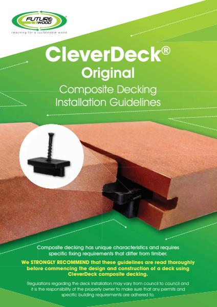 CleverDeck Original Installation Guide