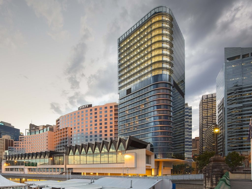 Sydney hotel paves the way for cities to unlock unused air space