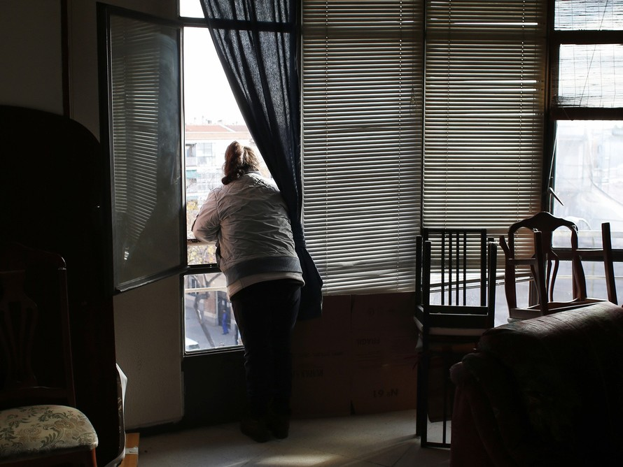 When the government decides to evict, public housing tenants' lives are turned upside down. Image: Reuters
