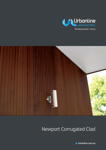 Newport Corrugated Clad brochure