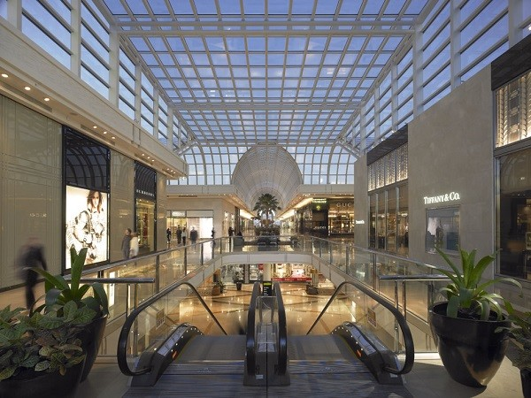 Chadstone Shopping Centre by Buchan Group