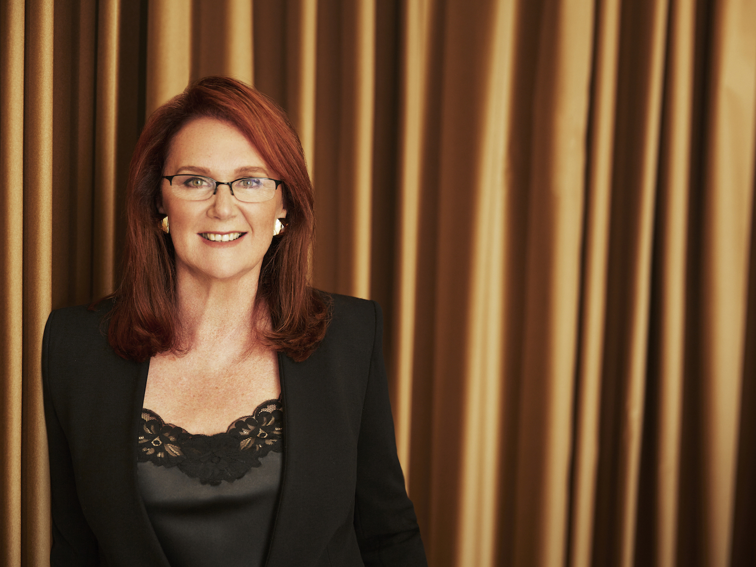 Naomi Milgrom was most recently the commissioner of the Australian Pavilion at the Venice Art Biennale 2017. Image: Mpavilion