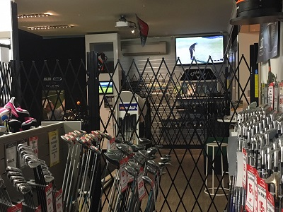Drummond Golf store