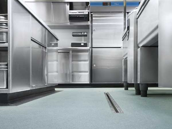 Altro Stronghold K30 safety flooring