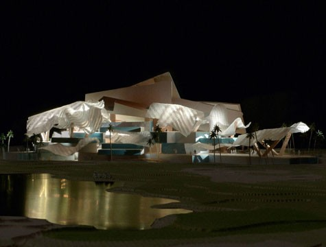Gehry Tees Up First Golf Project Architecture And Design