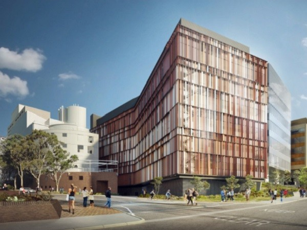 UNSW Biological Sciences building by Woods Bagot