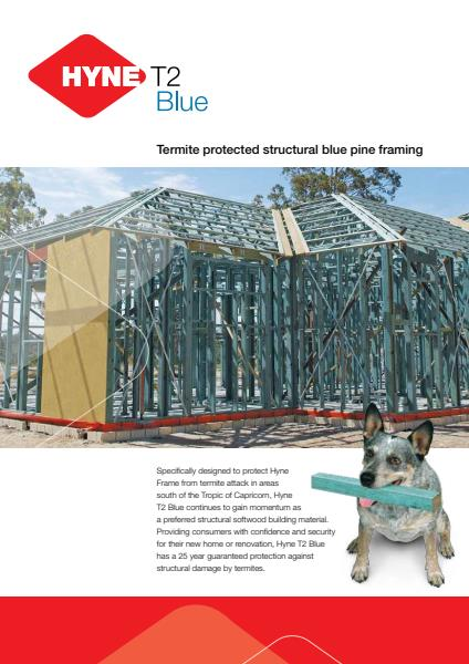 Hyne T2 Blue Brochure