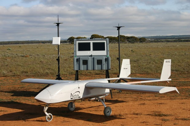 Avitus Fixed Wing UAV