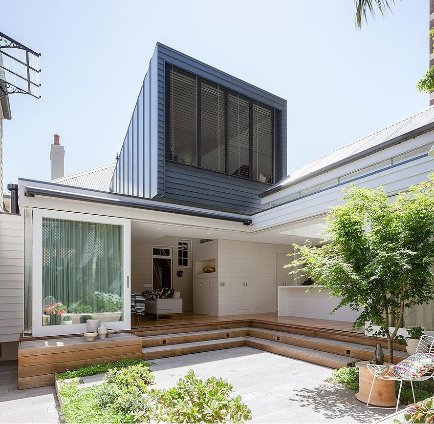 Small roof addition goes a long way for TKD's Sydney cottage conversion