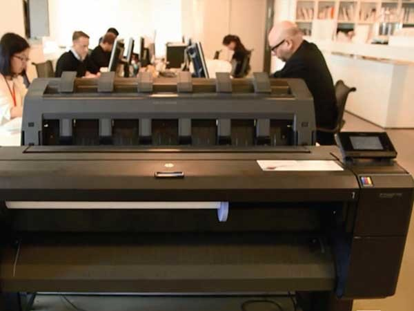 Throughout del Campo's career, HP DesignJet technology has delivered affordable solutions that consistently anticipate the challenges faced by any business