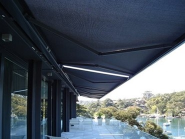 Retractable Folding Arm Awnings - Spandau Cassette Folding Arm Awning