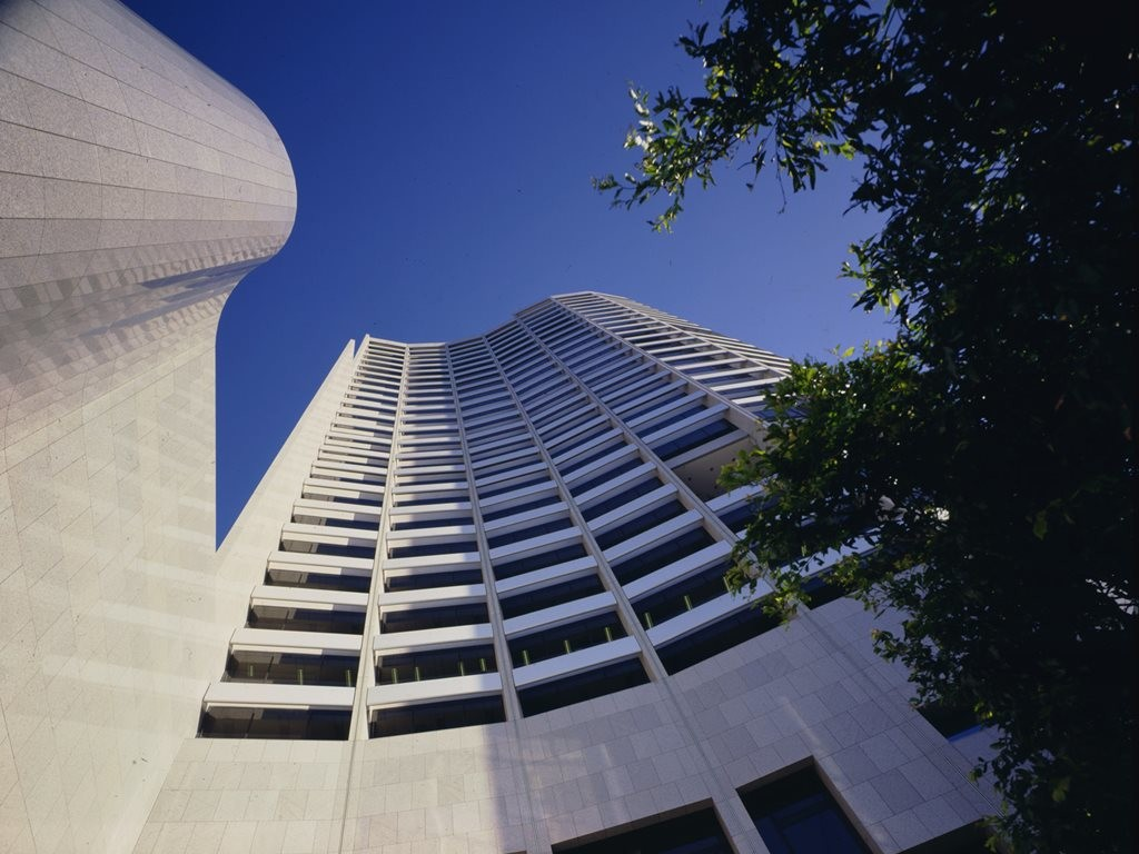 Harry Seidler's Shell House has been added to Victoria's state heritage list. Image: Harry Seidler