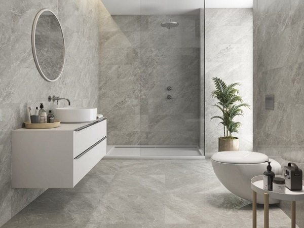 Bathroom Floor Tiles 6 Best Options For Your New Bathroom Floor Architecture Design