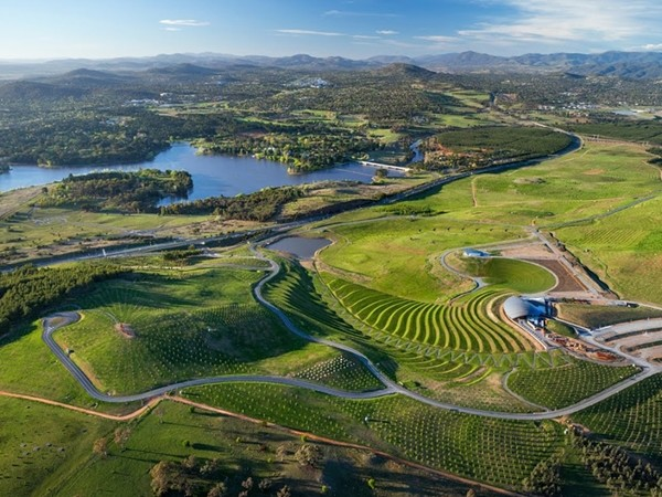 National Arboretum By Tonkin Zulaikha Greer And Tcl Wins