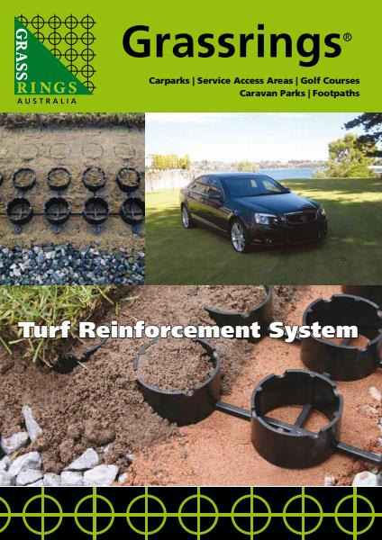 Grassrings® Turf Reinforcement System