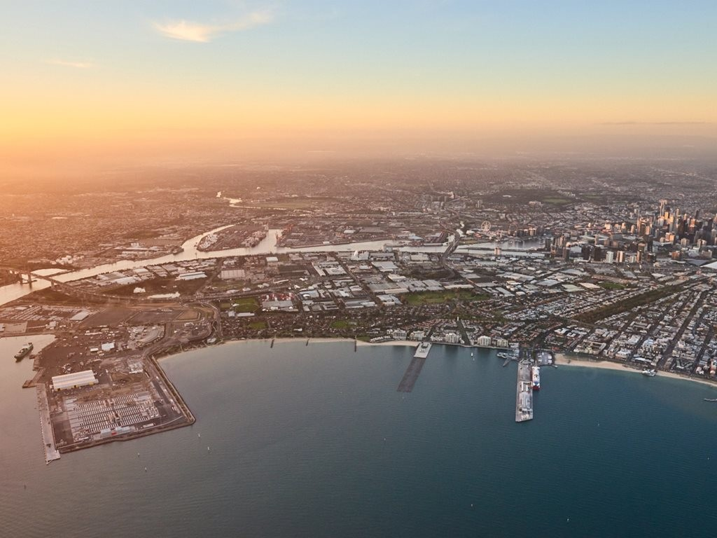 It is expected that by 2050 Fishermans Bend will be home to approximately 80,000 residents and provide around 80,000 jobs. Image: Engage Victoria