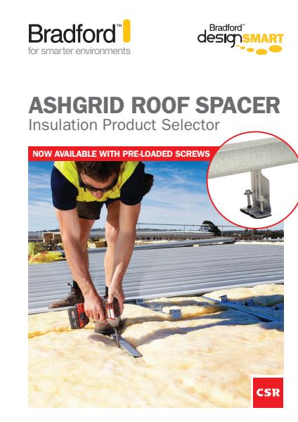 Ashgrid Roof Spacer Brochure