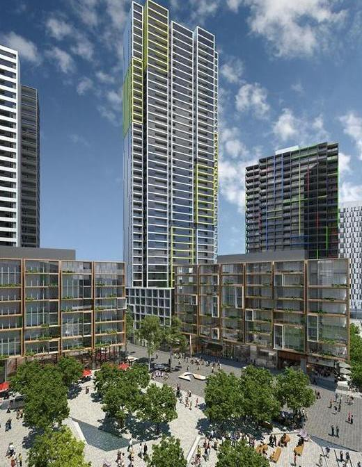 New Towers By Denton Corker Marshall DCM And SJB