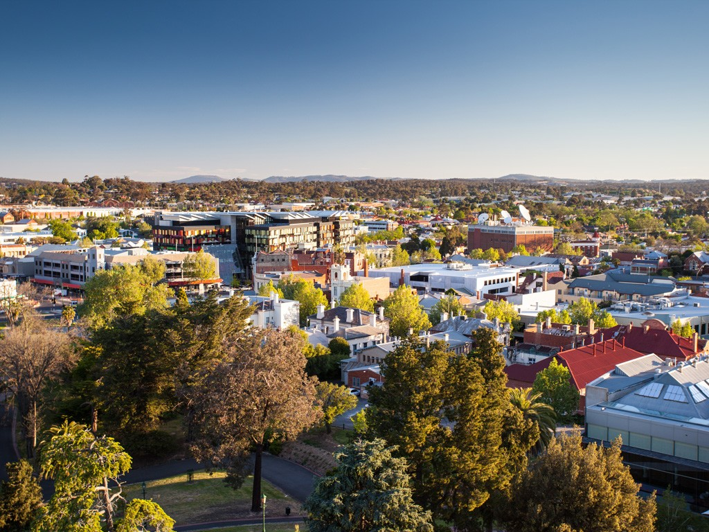 The Integrated Transport and Land Use (ITLUS) Plan from the City of Greater Bendigo has helped the major urban centre to meet its future transport, development and housing needs. Image: Bendigo.com
