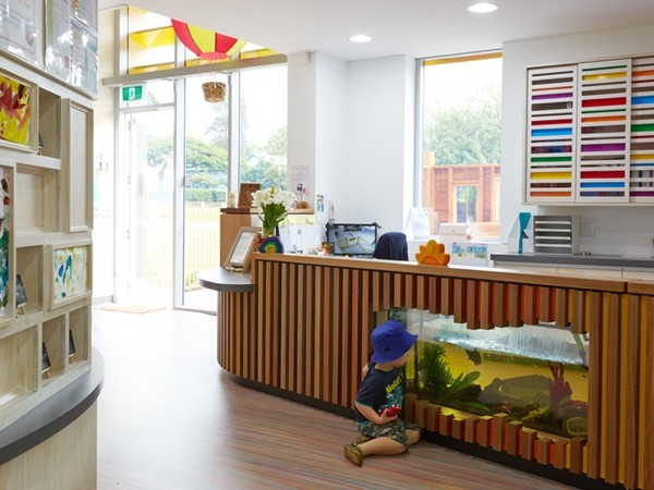 Child Care Centre Designed From Kids Perspective But Uses