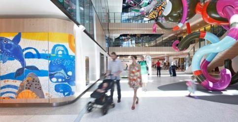 Melbourne Design Studio Buro North Completes Wayfinding