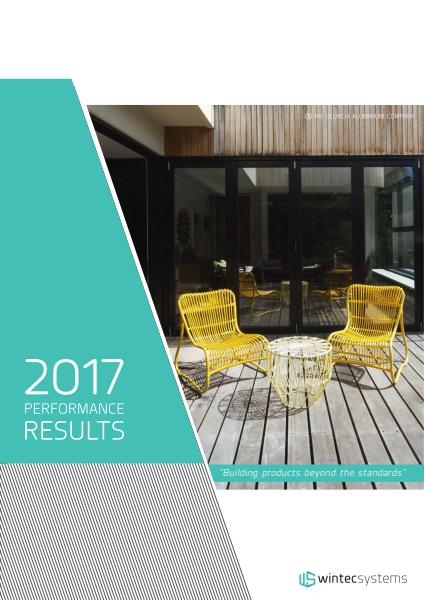 Wintec Systems 2017 performance results brochure